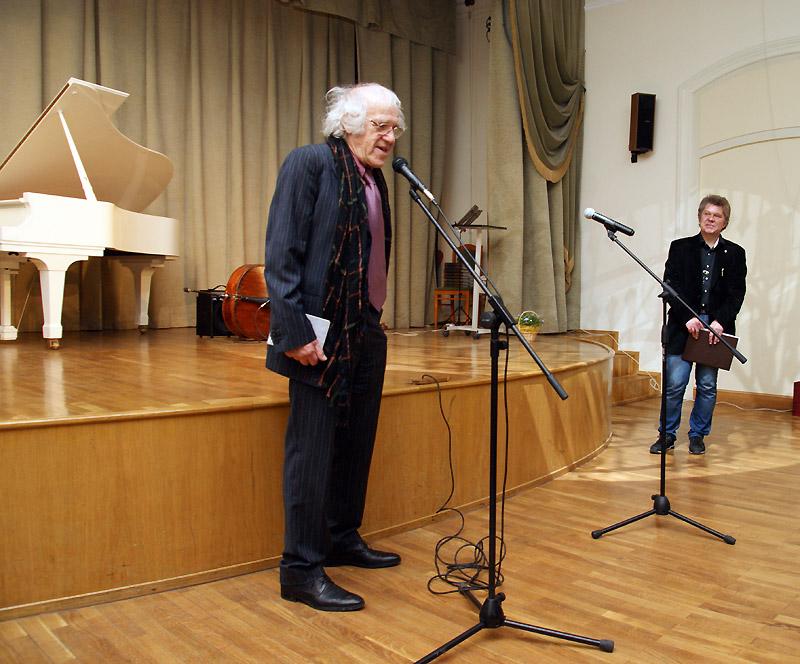 Александр Траугот, Алексей Захаренков