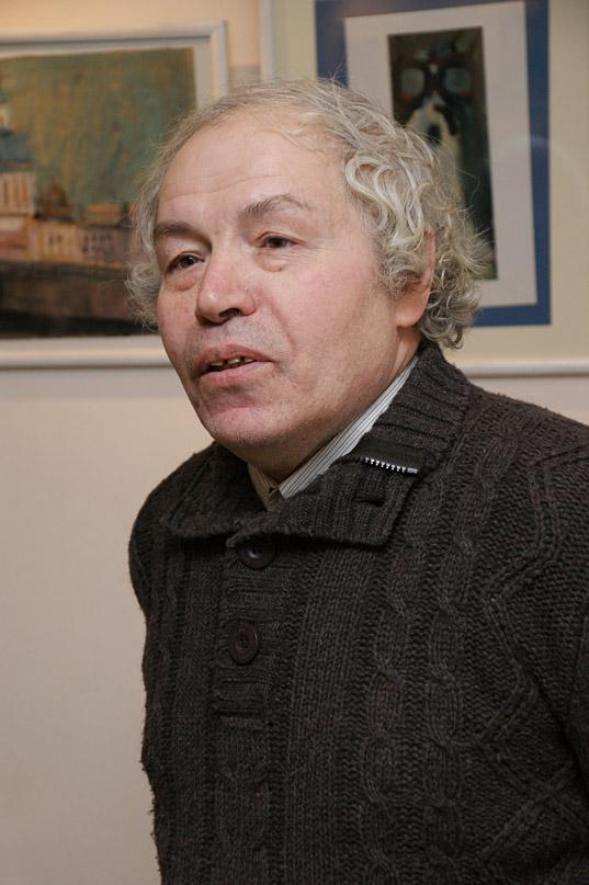 Михаил Яснов Презентация