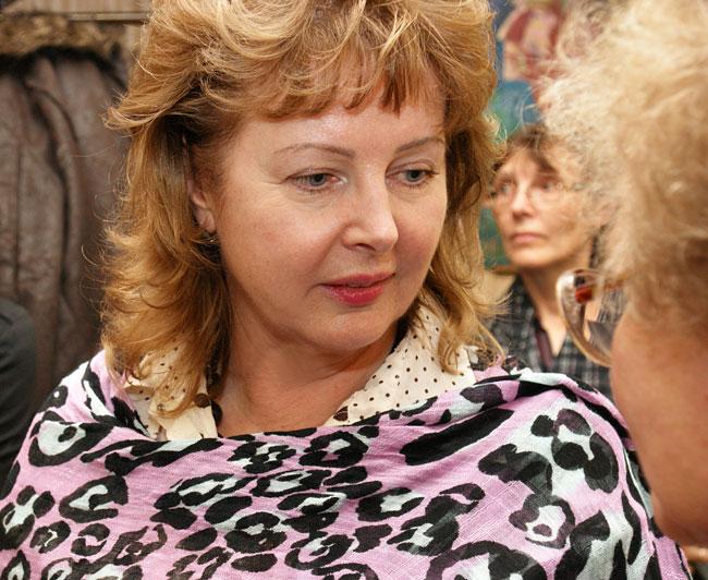 Раиса благодатова ирина заславская